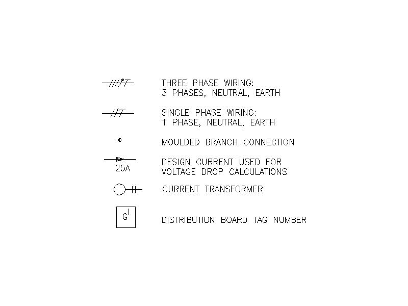 2D electrical symbols - File 11