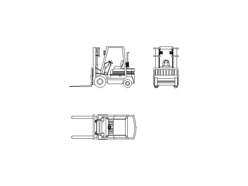 Forklift Type 2