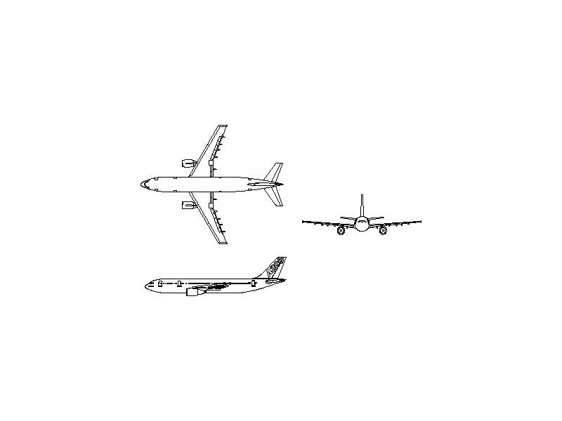 Airbus A300 - Aircraft