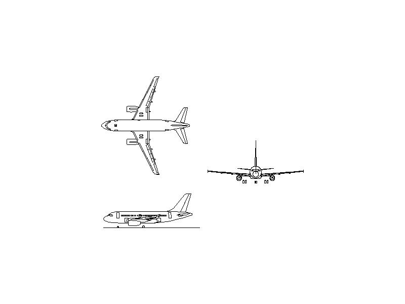 Airbus A318 - Aircraft