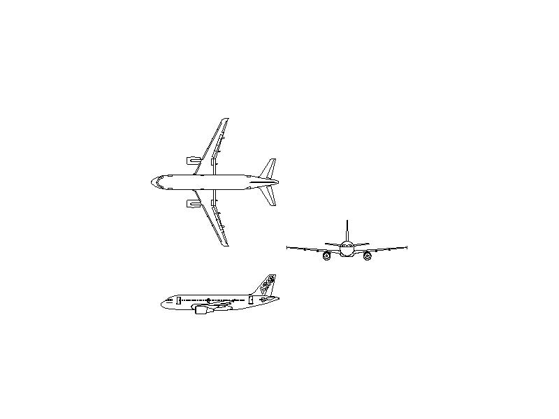 Airbus A319 – Aircraft