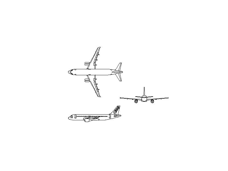Airbus A320 – Aircraft