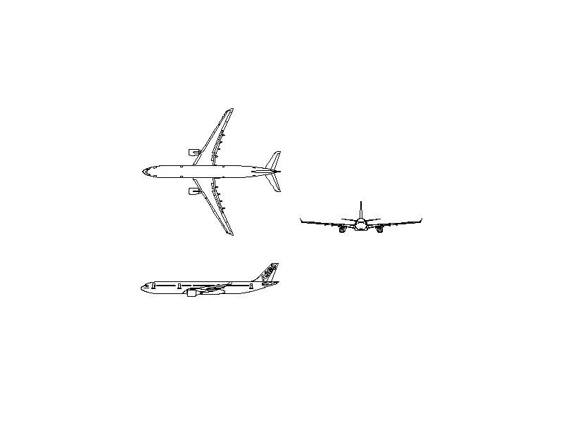 Airbus A330 - Aircraft