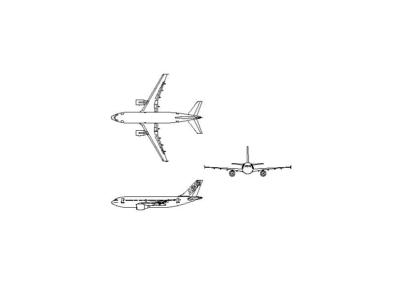 Airbus A310 - Aircraft