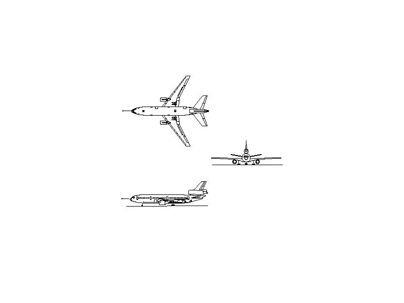 Douglas DC-10-30a - Aircraft