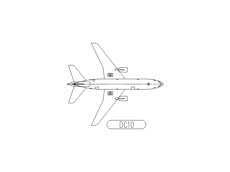 Douglas DC-10 - Aircraft