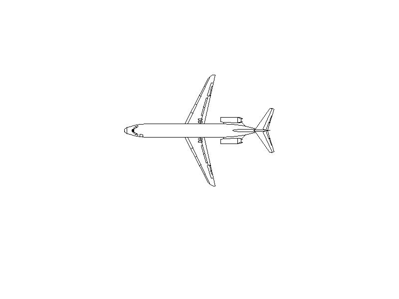 Douglas DC-9 - Aircraft