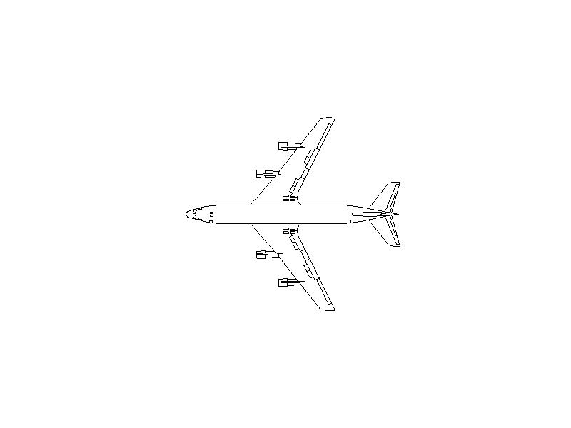 Boeing 707-120B - Aircraft