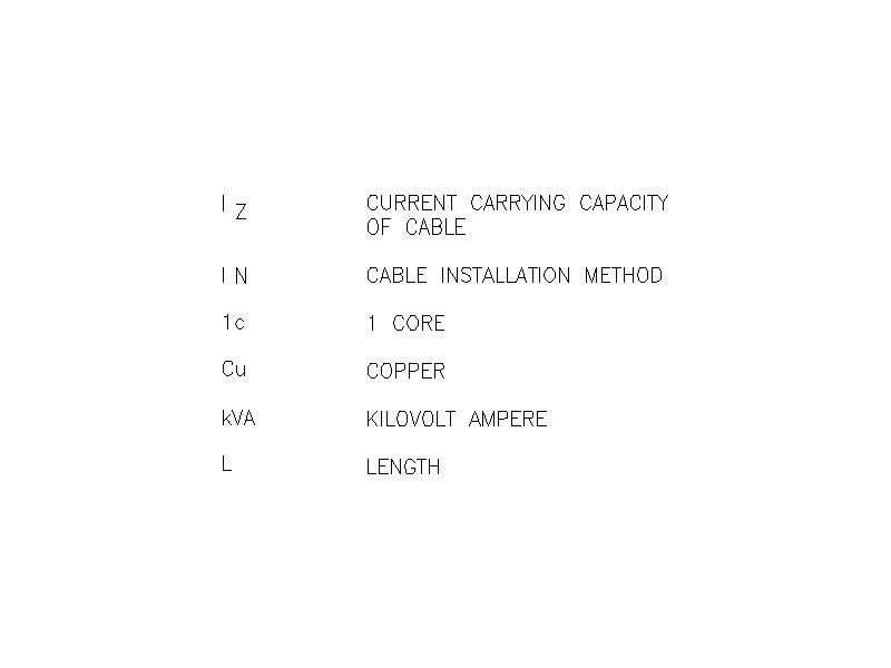 2D electrical symbols - File 9